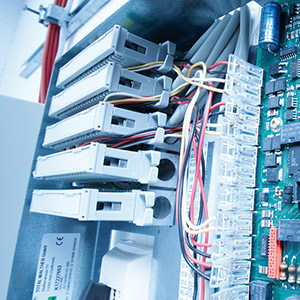 Elektroinstallation Baustrom